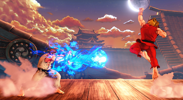 Nostalgic Costumes Classic Ryu Stage And More Coming To Street