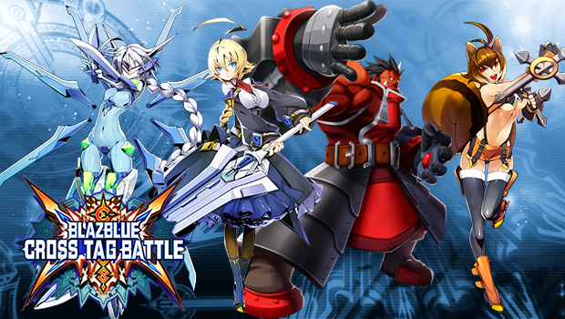 Are The Final BlazBlue Characters For Cross Tag Battle