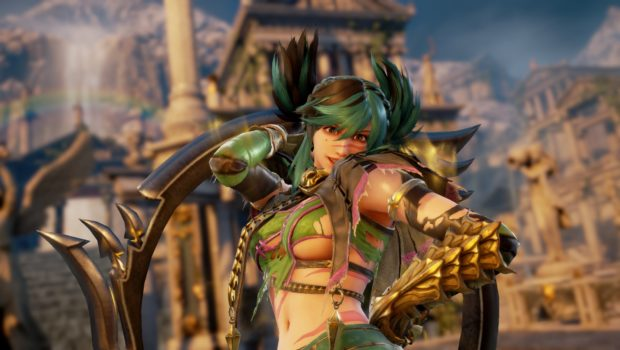 Tira, Character Creation, And More Revealed For Soul Calibur 6