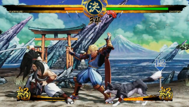 New Samurai Shodown Footage Unveiled During EVO 2k19 Lineup