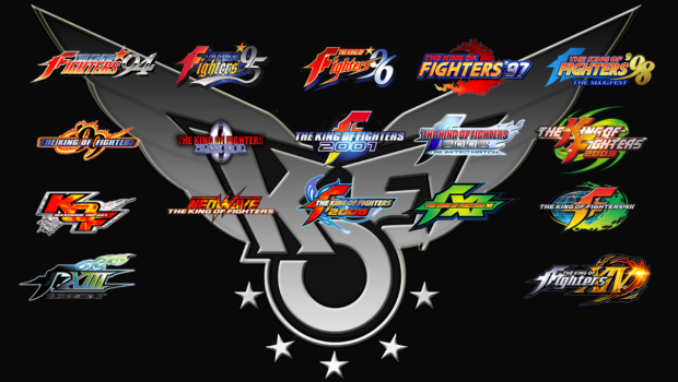 Looking Back At 25 Years Of The King Of Fighters Fighting